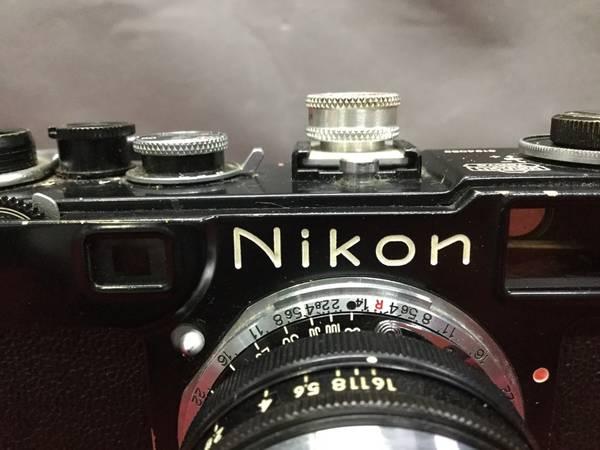 Nikon ファインダーカメラ●ジャンク品