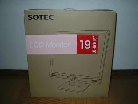 ヤフオク SOTEC/ソーテック PT7220C・LB19JR-01の輸送箱+梱包材 送料無料