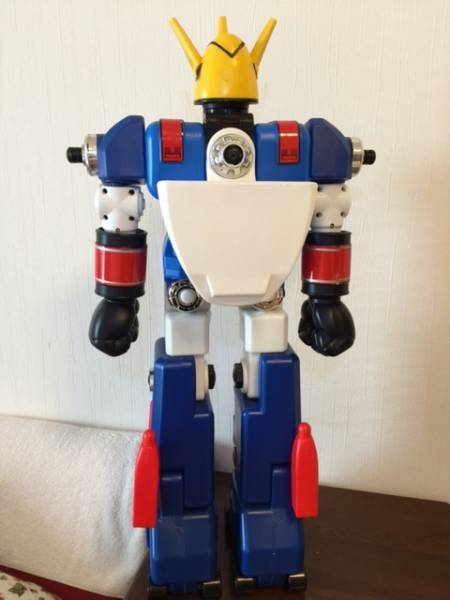 巨大ロボット工場 ダイデンジン ジャンボマシンダー ポピー