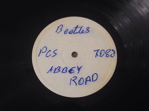 ★ ビートルズ ★/ The Beatles Abbey Road UKテストプレス!