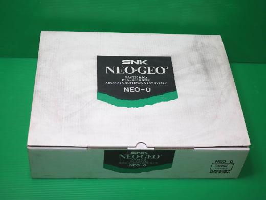 未使用 SNK ネオジオ NEO・GEO NEO-0