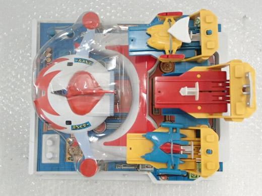 ポピー UFOロボ グレンダイザー[宇宙科学基地]/おもちゃ[梱0.1]