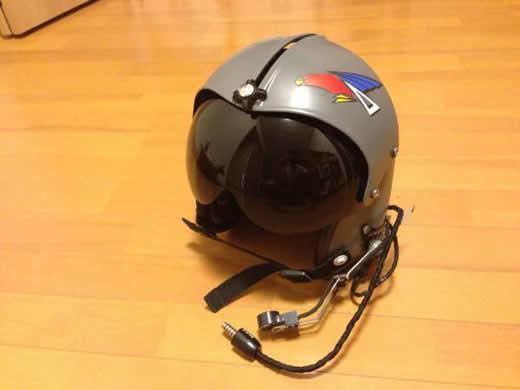 航空自衛隊フライトヘルメット FHG-1 中古