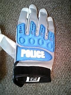 ◆警視庁・警察(POLICEマーク入)ポリスグローブ(手袋)