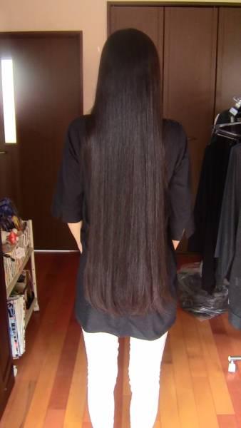 髪束 48cm (28歳・日本人)