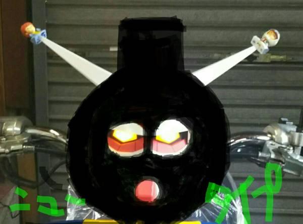 ニュータイプ専用バイク 実動戦士ガンダム ーン コイツうごくぞ! オヤジが熱中するワケだ。白いヤツ 返品・分割払いはじめました