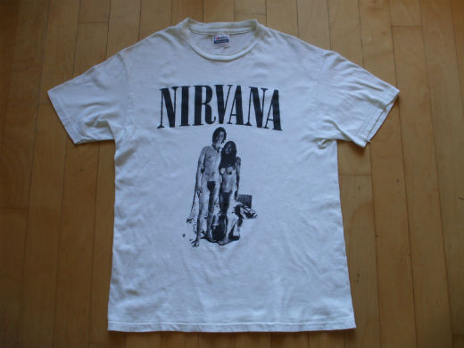 80'S NIRVANA SUB POP ニルヴァーナ Tシャツ hole sonic youth dinosaur pj red kurt cobain カート コベイン サブポップ