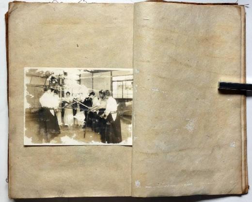 ★合気道武道奥義 植芝守高 生写真3枚付き 昭和10年 元版 合気道最初の本・孔版・和綴本