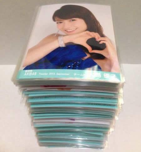 AKB48 福袋 復刻版月別生写真2013年9月【フルコンプセット】