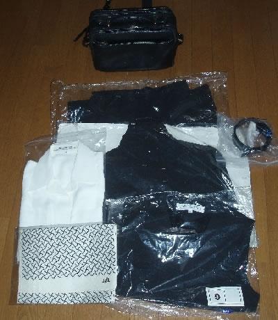JALCA現行制服フルセット (スチュワーデス、JAL、ANA)