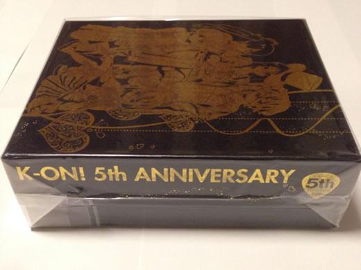 コミケ C86 けいおん! 5th Anniversary メモリアルプレート