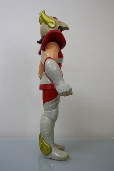 【当時物】1987年 バンダイ 聖闘士星矢 ビッグソフビ/ジャンボソフビ 43cm