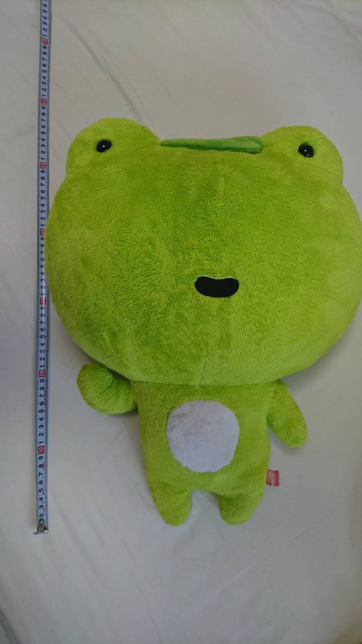 次の日ケロリ san-x正規品 特大サイズぬいぐるみ 激レア!