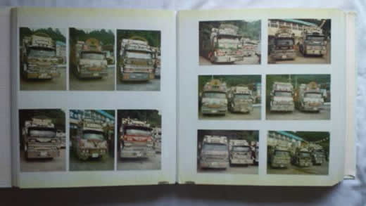 トラック野郎 写真 70年中頃〜80年中頃 約610枚 デコトラ