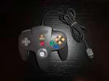 N64 ニンテンドー64 コントローラー ハローマック