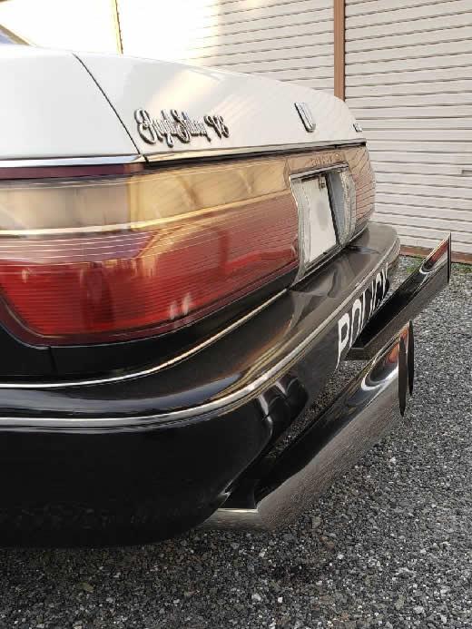 13 クラウン uzs131 v8 高旧車 当時 車高短 ドレスアップキング ポリス仕様 イベントなどに…