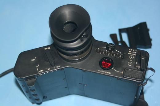 ナイトビジョン 夜間距離測定ナイトスコープ NVL-11 軍用実物 難あり