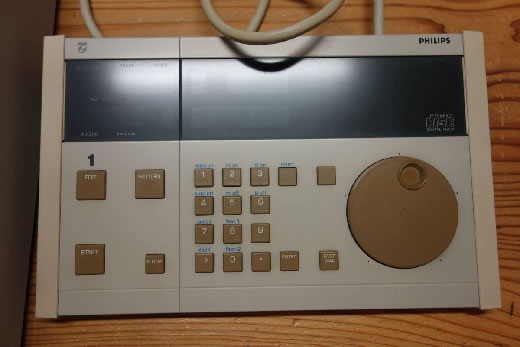 CDプレーヤー PHILIPS LHH 2000 ジャンク