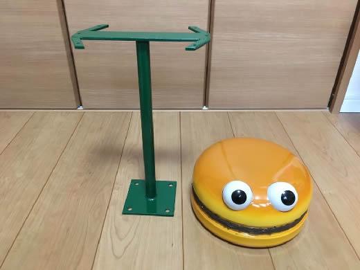 マクドナルド!ハンバーガー!レア!