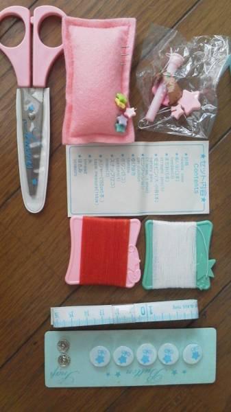 昭和レトロ★サンリオ★キキララ★ソーイングセット裁縫箱1976