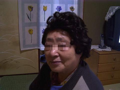 おばあちゃんのかつら