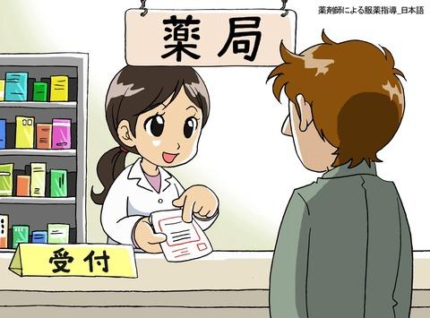 yakuzaishi_nihongo