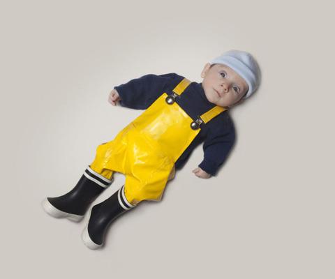 赤ちゃんのコスプレ (5)