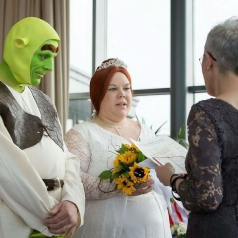 何かウケル!!ちょっと笑える結婚式の写真その2
