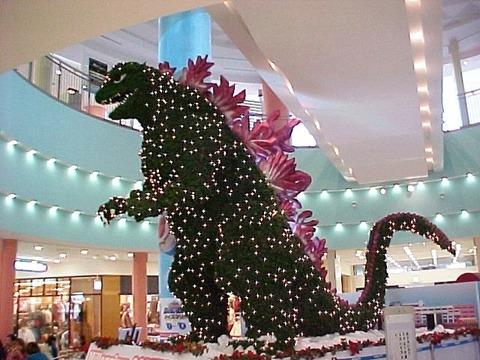 ちょっと変わったクリスマスツリー (5)