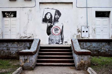 これはスゴイ!!街を鮮やかにするストリートアート