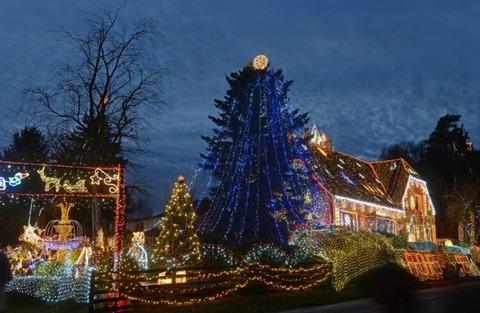 すごすぎるクリスマスイルミネーション (2)
