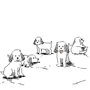 飼い犬に「イヌーピー」と名付けようと思うのだが