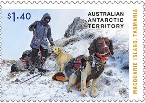 犬が描かれた切手の画像をひたすら貼ってくよ10