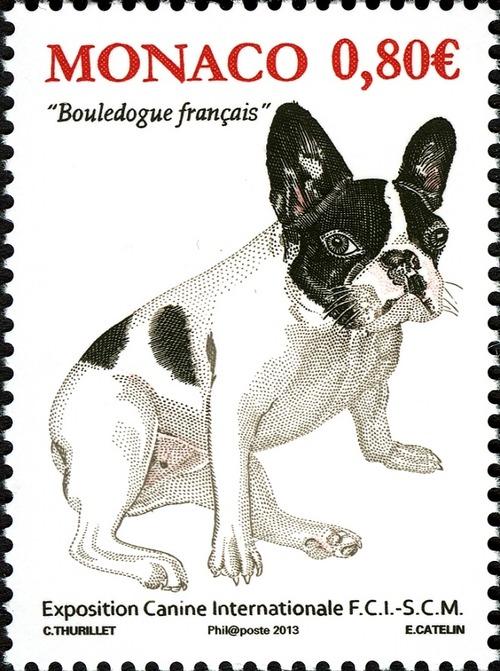 犬が描かれた切手の画像をひたすら貼ってくよ22