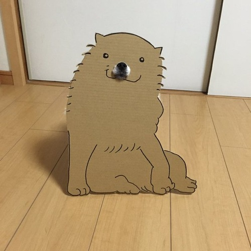 長沢芦雪の犬2