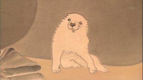 長沢芦雪の犬