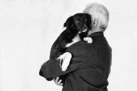 高齢者の「犬離れ」