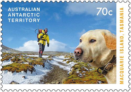 犬が描かれた切手の画像をひたすら貼ってくよ11