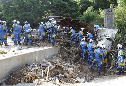 【西日本豪雨】ミニチュアダックスが「奇跡の生還」