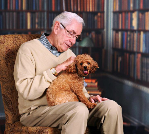 「犬 + お爺ちゃん」とかいう至高の組み合わせ23