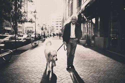 「犬 + お爺ちゃん」とかいう至高の組み合わせ6
