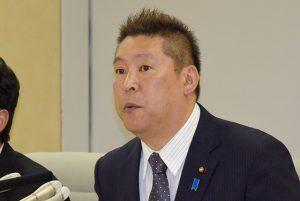 立花孝志は国会議員として相応しくない