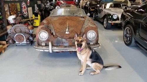 1955 Porsche 356-5