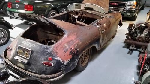 1955 Porsche 356-6