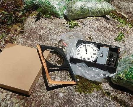 メルカリに売った拾った時計、3日で止まって購買者激怒