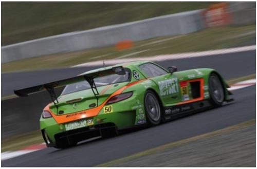 現役スーパーGT参加車両!「SLS-AMGGT3カー」3