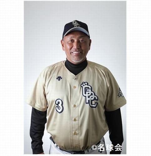 【名球会】清原和博直筆サイン入り本人着用ユニフォーム2
