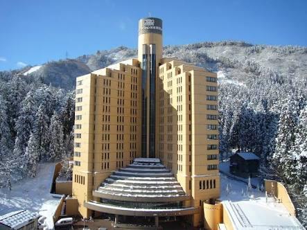 スキーし放題温泉付きマンションが10万円から売りに出される