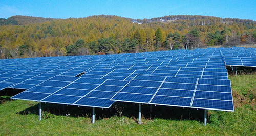 ヤフオクに太陽光発電所