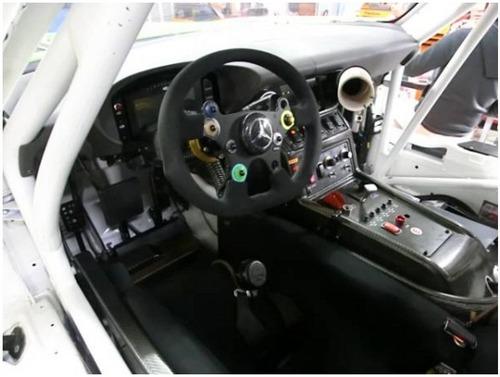 現役スーパーGT参加車両!「SLS-AMGGT3カー」5